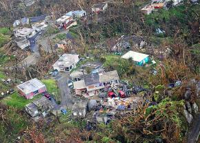 Communities in rural areas of Puerto Rico remain out of touch since Hurricane María