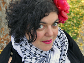Award-winning Arab-American author and activist Randa Jarrar