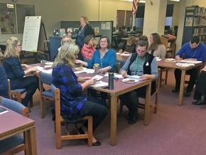 Griswold teachers write letters to state legislators demanding urgent funding for public schools
