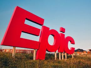 Epic Systems headquarters in Verona, Wisconsin