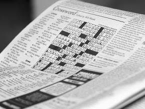 The New York Times crossword puzzle